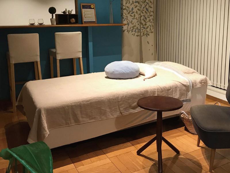 睡眠のための無重力ベッド